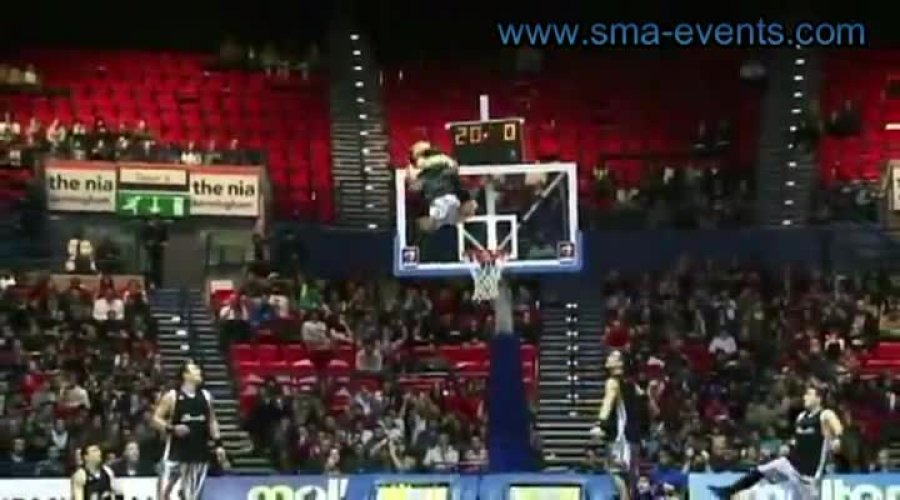 """Basketball Show - """"The AllStars"""""""